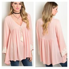❤️❤️Pretty in Pink❤️❤️ This top is perfect for everything! Dress it up or down! Wear it out or to the office.❤️❤️❤️❤️❤️ Steezyer Tops