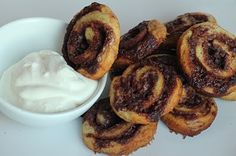 Whey Protein Cinnabun Cookies | Maria's Nutritious and Delicious Journal