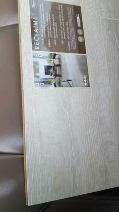 Reclaimed White washed Laminate Flooring