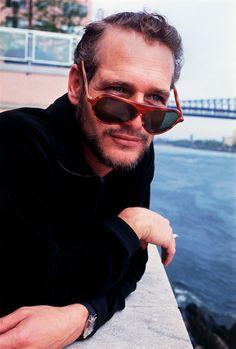 Paul Newman photographed by Angela Williams, 1964.