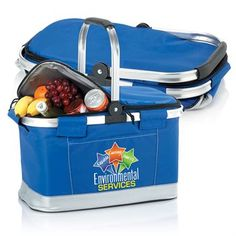 Environmental Services Capable Caring Committed Picnic Cooler