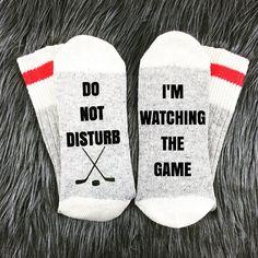 Hockey Socks Mens Hockey Socks Sports Team Socks If You Can