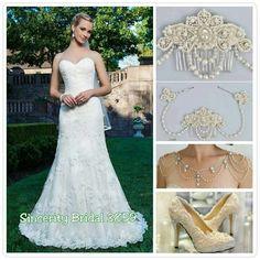 Sincerity Bridal 3859