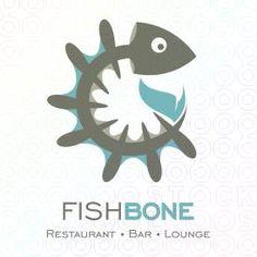 FishBone logo by Serdal Sert
