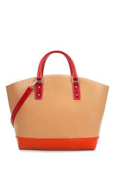 Shopper basket, Zara, £39.99.