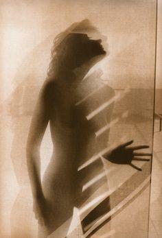 "vivipiuomeno: ""Lucien Clergue ph. - Nu Sicilien II, Fresson Print """