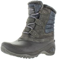 North Face Shellista Short II Women's Cold Weather Snow Boots