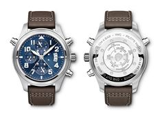 """9c48ee78185 IWC Pilot s Watch Double Chronograph Edition """"Le Petit Prince"""" (Ref.  IW371807)"""