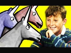 Kids React to Charlie the Unicorn - YouTube