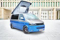 SpaceCamper TH5 | Der SpaceCamper VW T5 Camping-Ausbau - Reisemobil, Wohnmobil, Campingbus und Alltagsfahrzeug in Darmstadt