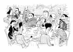 dorothy parker and the algonquim round table