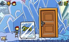 DC Comics Scribblenauts Character Pictures From E3