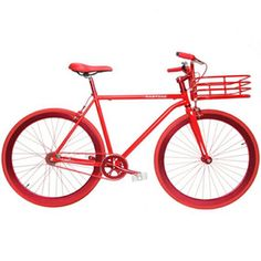 Lovin' You is Red: Bicycle Crush