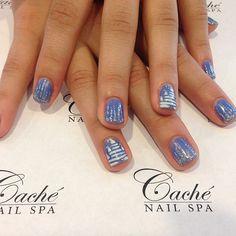 #disney castle#disney nail designs