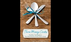 """The authors of """"Three Many Cooks,"""" Pam Anderson, Maggy Keet and Sharon Damelio speak at the Margaret Mitchell House on June 19."""