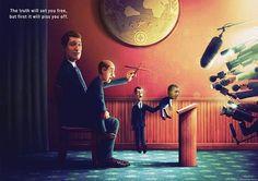 la verdad de la politica