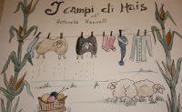 I Campi di Mais: Sfila il filo...In fattoria Wool fashion show...equestrisan