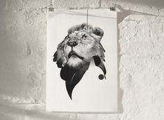 Lion #illustration