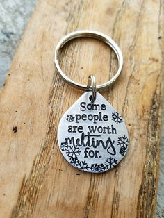Hey, I found this really awesome Etsy listing at https://www.etsy.com/listing/491390758/hand-stamped-frozen-inspired-keychain