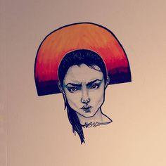 Headdress by Artdynamo