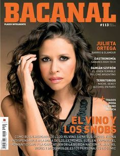 BACANAL | Julieta Ortega | Vestido Barbara