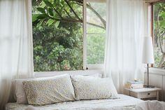 Practising Simplicity blog :: Oh Mabel organic bed linen
