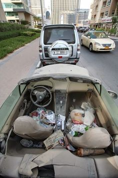 Check out these abandoned sports cars and supercars in Dubai! #supercars #wtf #bmw #Ferrari #Porsche #Mercedes