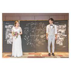 インスタで見つけた♡テーマ別に見る、オトナのウェルカムスペース15選 | 結婚式準備はBLESS(ブレス)