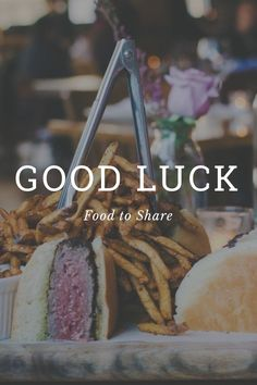 Good luck food to share good luck is a restaurant in rochester ny