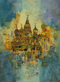Ann Bell, artist I am taking lesson from presently. Great watercolorists, acrylics, and collage artist