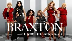 They're back!  'Braxton Family Values' will start its third season.  This means that the viewers will be seeing Miss E and our favorite sisters.  The Braxton clan will be taking a trip to Rome in order to celebrate Towanda's birthday.  The last time that the Braxton family spent their vacation, Trina renewed her vows with Gabe.