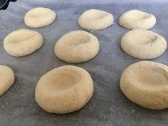glutenfrie skoleboller Hamburger, Bread, Food, Brot, Essen, Baking, Burgers, Meals, Breads