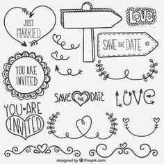ideas para decorar a mano portadas