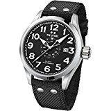 TW Steel Volante Reloj de pulsera XL VS248mm banda textil negro UVP 199eur - http://themunsessiongt.com/tw-steel-volante-reloj-de-pulsera-xl-vs2-48-mm-banda-textil-negro-uvp-199eur/