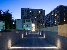 Platek is youy project partner in production of lighting fixtures for outdoor