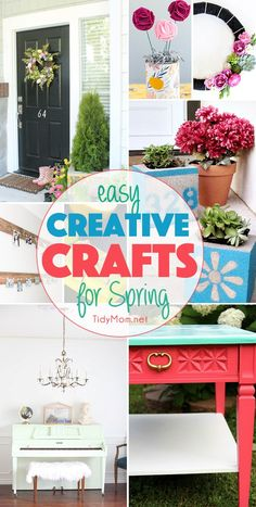Easy Creative Crafts