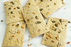 super makkelijke crackers op basis van havermeel uit het chicks love food meal planning kookboek