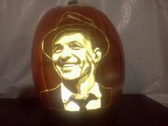 Mike Pickett's pumpkins put all other carvings to shame.