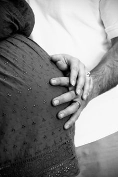 - Maternity Photos – Baby Belly – Wedding Rings bump photos B - Maternity Photography Poses, Maternity Poses, Maternity Pictures, Pregnancy Photos, Couple Photography, Studio Maternity Shoot, Pregnancy Goals, Fall Maternity, Baby Pregnancy