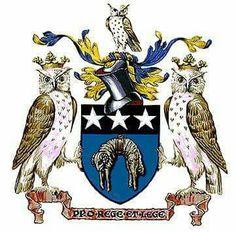 Leeds - (Coat of arms, crest, heraldry) Asian History, British History, Historical Women, Historical Photos, Athena Goddess, Owl Family, Strange History, History Facts, Tudor History