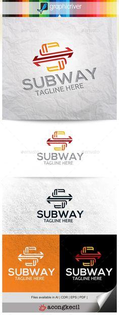 Subway V.5 — Vector EPS #line #original • Available here → https://graphicriver.net/item/subway-v5-/10524065?ref=pxcr