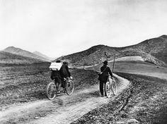The Cahuenga Pass in 1897. (LAPL)