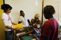 Semana da Mulher MSF: violência sexual problema mundial!!!  :'(
