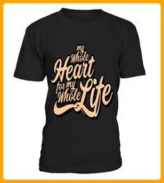 My whole heart for my whole life - Basketball shirts (*Partner-Link)