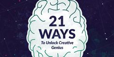 You're Creative! You Just Need to Unlock the Genius Inside