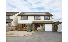 5 beds detached - Avail. 44 Pant Hirwaun, Heol-Y-Cyw, Bridgend,CF35 6HH. Beautiful newly refurb. family home** Four/five bedroom detached property offering idyllic views of fields and forestry. This modern family home offers lounge, kitchen/diner/family room, utility room, cloakroom w/c, four/five bedrooms and two ensuite shower rooms. Integrated garage. For more info:  PJC Homes (Port Talbot)  53 Station Road, SA13 1NW.   Site: http://www.pjchomes.co.uk/ Tel: 01639 891 268  #Bridgend…