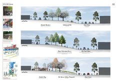 Landscape architecture design competitions 2015