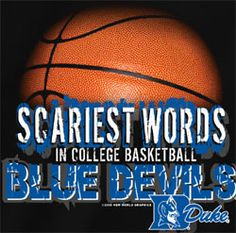 Scariest Words in College Basketball