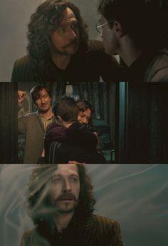 Harry + Sirius