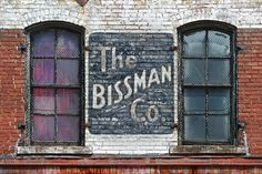 The Bissman Co. (Explored) by Curt Bianchi, via Flickr